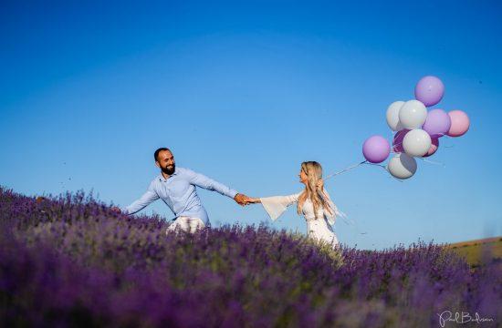 Lavanda di Maria, Lavender field, Photo session in lavender