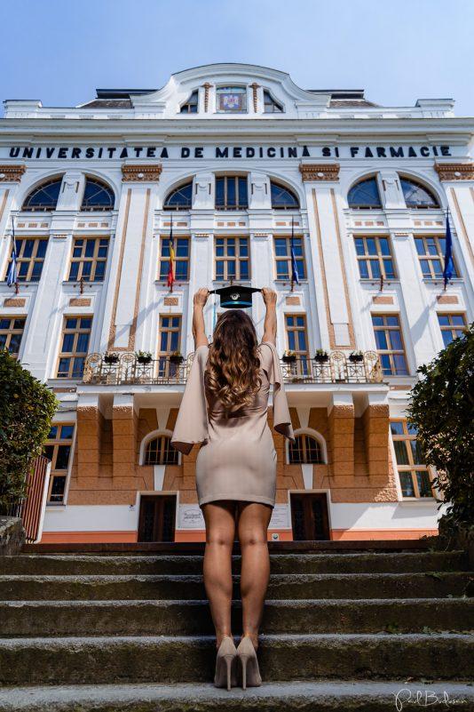 Umf Targu Mures, Fotografii de promotie UMF